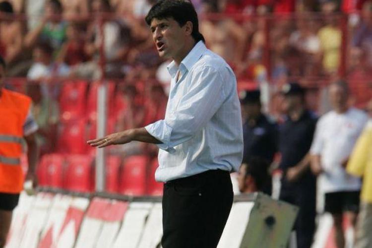 "Adrian Falub dupa victoria cu Universitatea Cluj: ""Meritam victoria, pentru ca am stiut sa speculam slabiciunile lor"""