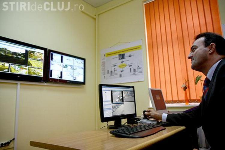 Primarul Sorin Apostu taie 279 de posturi, dar investeste anual 200 de mii de euro in 200 de camere de supraveghere stradala