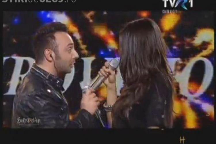 Romania, locul trei la Eurovision. Concursul a fost castigat de Lena - Germania, cu piesa Satellite