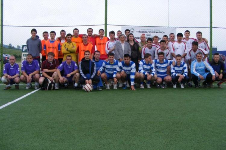 Surzii s-au intrecut la Cluj la un turneu de minifotbal