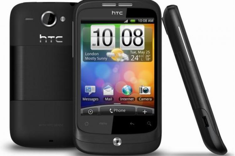 HTC lanseaza pe piata smartphone - ul Wildfire cu sistemul Android 2.1
