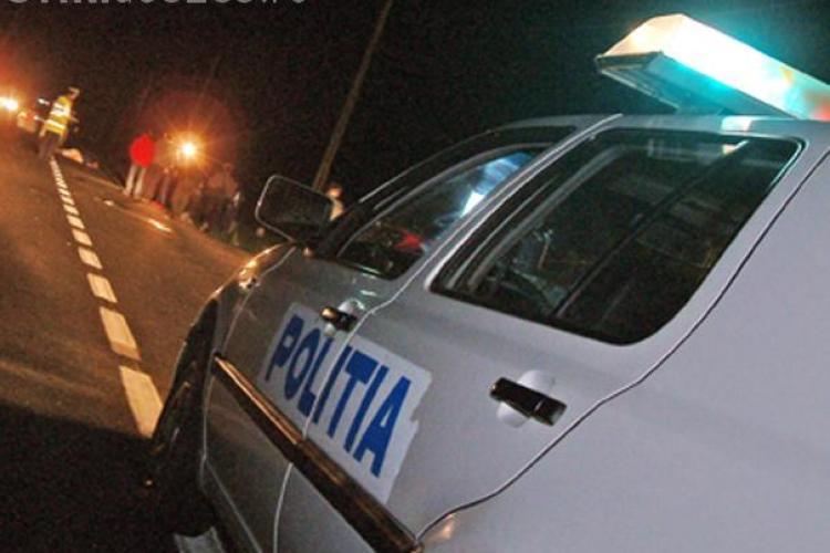 Un sofer baut a produs sambata seara un accident in Gilau soldat cu doi raniti