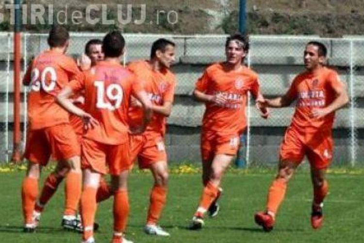 FCM Targu Mures - Ariesul Turda - 2-0. Falub defileaza spre Liga 1