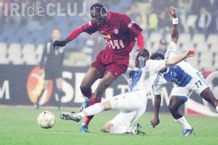 LIVE TEXT - Universitatea Craiova - CFR Cluj - 2-3 ('90 Cadu) - Final de meci
