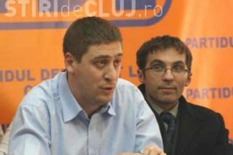 Darius Pintilie, fostul consilier al lui Boc, si-a dat demisia din Consiliul Judetean Cluj