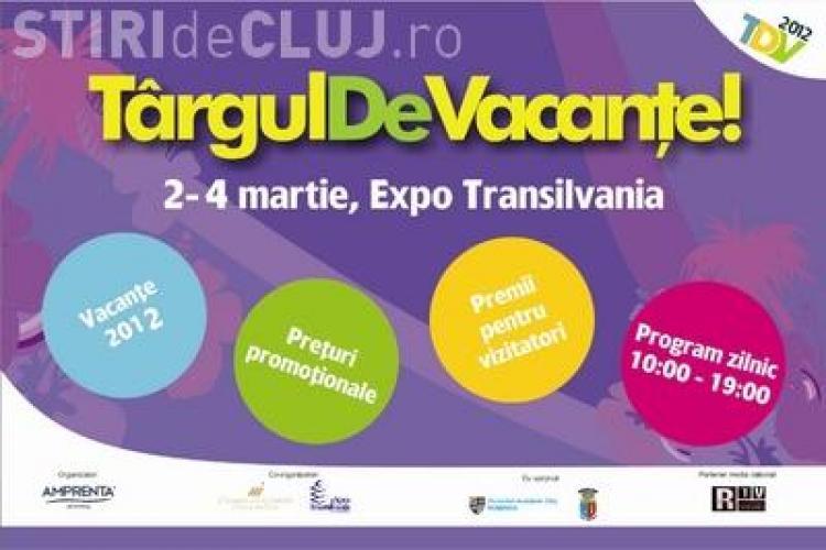 Targ de vacante la Expo Transilvania