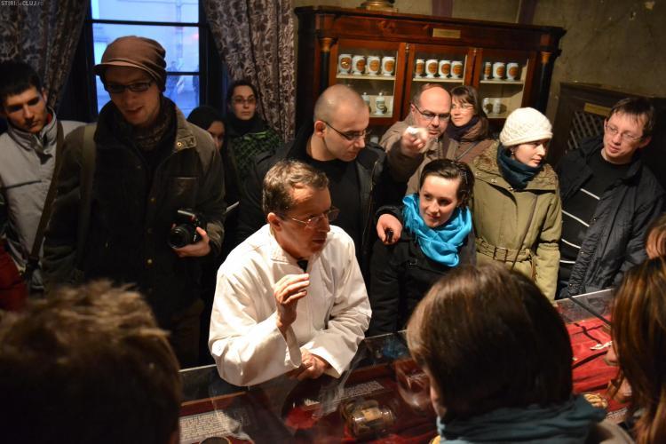 Reteta Elixirului Dragostei, dezvaluita la Cluj. Vezi ce contine  VIDEO si FOTO