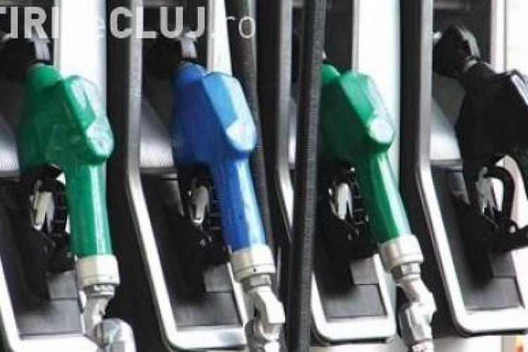 Pret record la benzina in Austria
