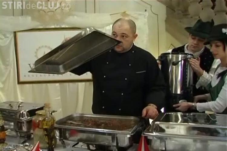 Carne de magar, servita la Balul Operei din Cluj! Vezi reteta VIDEO