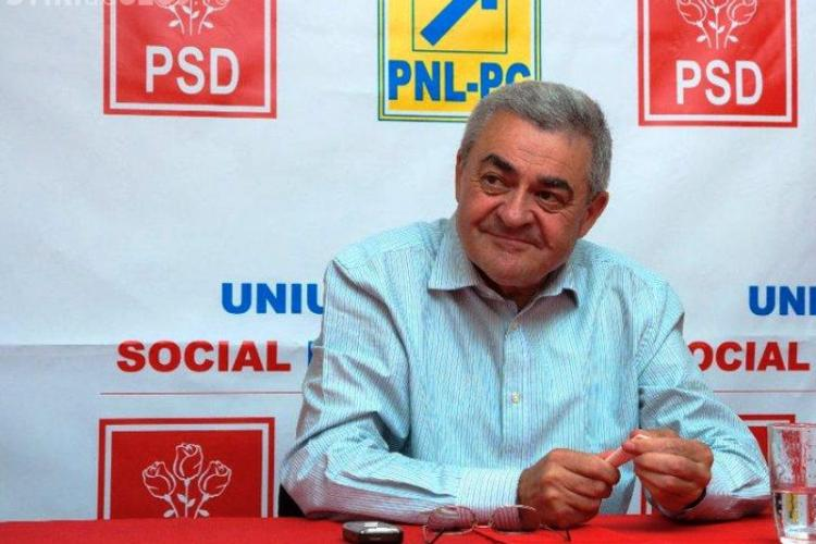 Radu Hanga, candidat USL pentru functia de primar in Campia Turzii