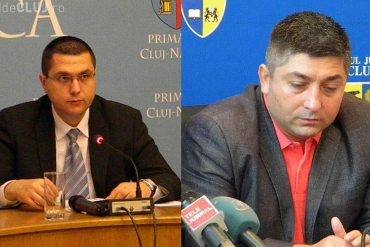 "Radu Moisin in razboi cu CJ Cluj pentru ""maruntisul"" alocat municipalitatii: Clujenii produc banii in acest judet si am fost jigniri"