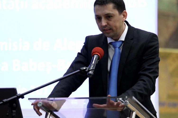 Daniel David, invins la alegerile pentru UBB: Inca nu sustin pe niciun candidat ramas EXCLUSIV