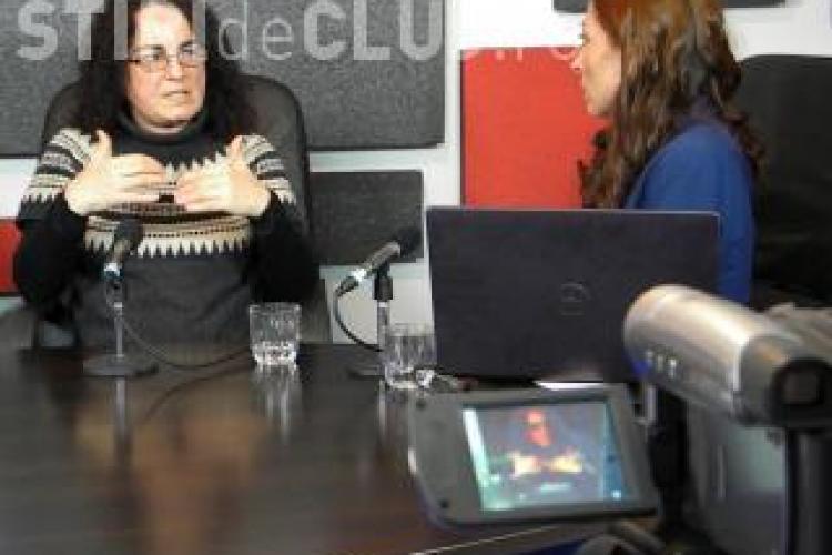 """Eniko Vincze, candidat la functia de rector al UBB Cluj: Femeile sunt la """"firul ierbii"""" in conducerea universitatii"""