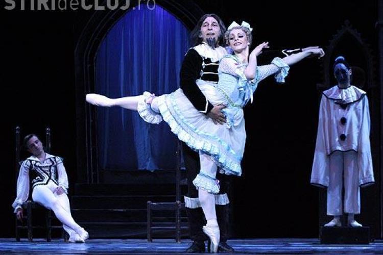 Seara de balet la Opera Nationala Cluj
