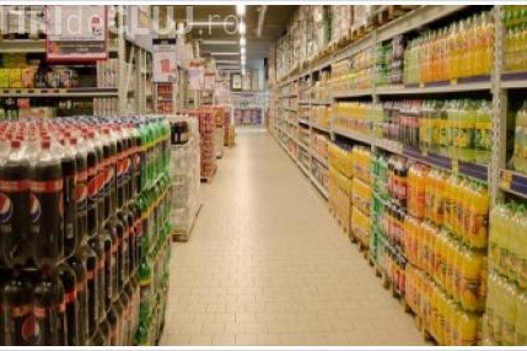 Nou supermarket la intrare in Cluj-Napoca, langa Aeroport