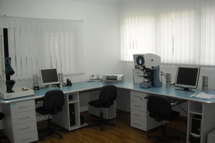 Laboratorul Textil al S.C. Flacara S.A., singurul acreditat RENAR din Transilvania (P) FOTO