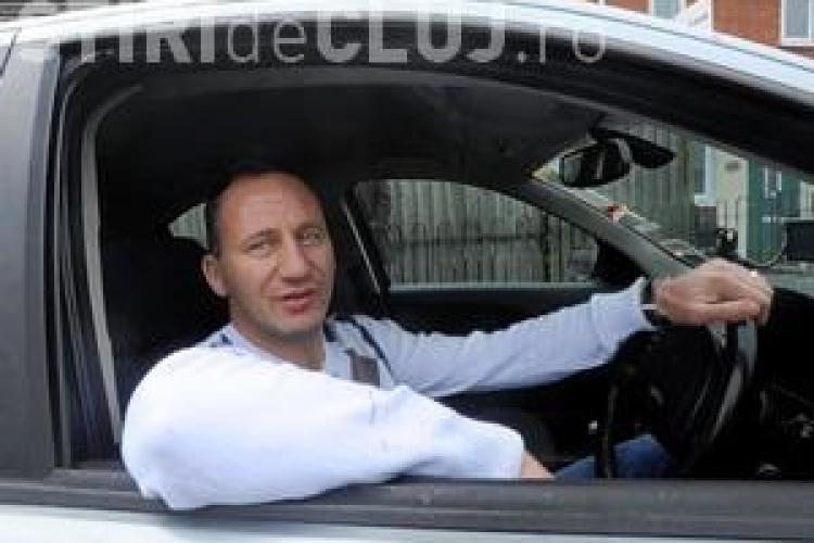 Fotbalist de Liga 1, originar din Turda, sofer de taxi in Anglia