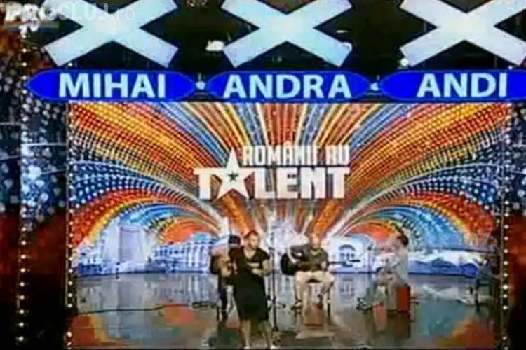 Silviu Pasca la Romanii au talent cu show uimitor VIDEO