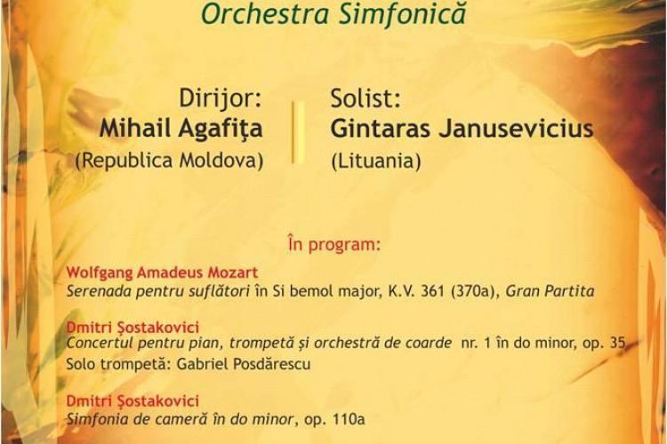 Concert Simfonic in 2 martie la Casa de Cultura a Studentilor