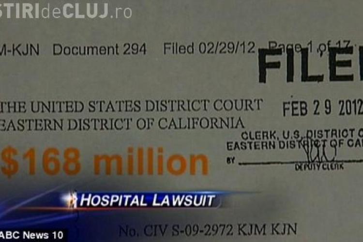 Despagubire de 168 de milioane de dolari, intr-un caz de hartuire sexuala