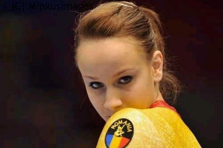 Sandra Izbasa s-a accidentat si ar putea sa rateze Olimpiada de la Londra