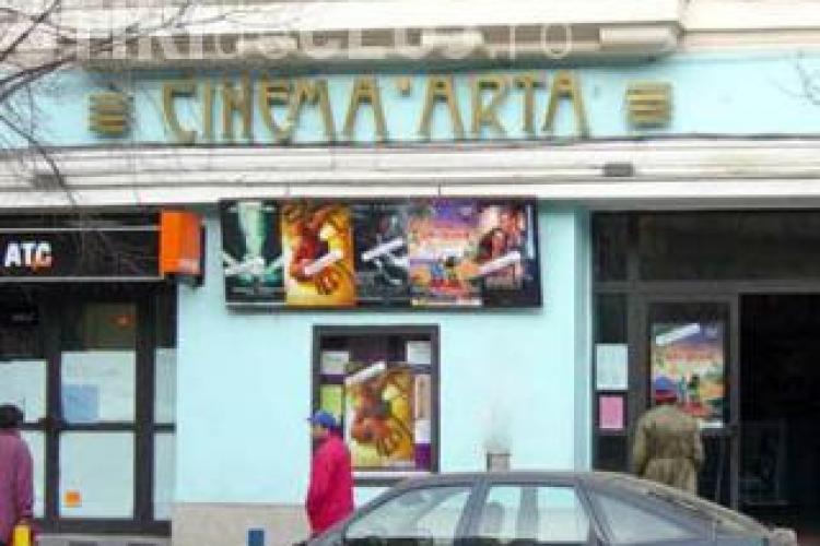 Cinema Arta, inchis pentru a face loc unui club