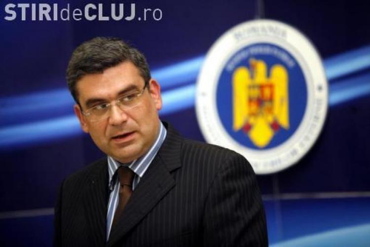 Baconschi: Boc este cel mai puternic candidat PDL pentru Primaria Cluj-Napoca