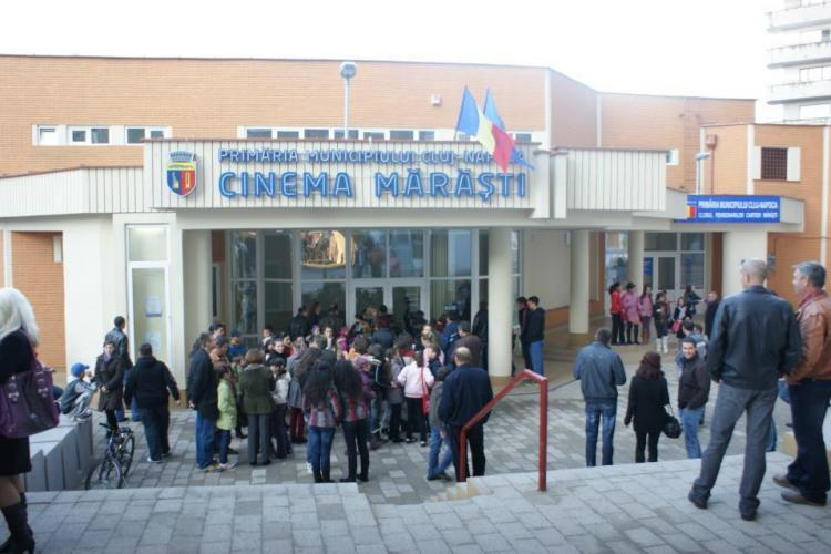 Spectacol de muzica usoara si populara de Dragobete, la Cinema Marasti