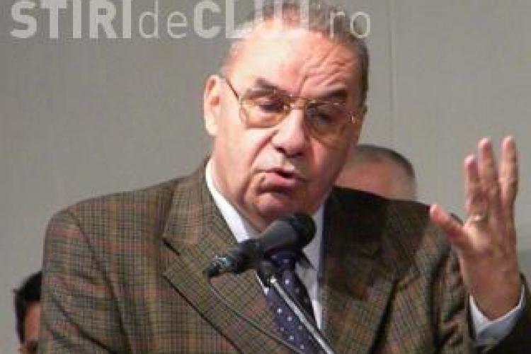 Andrei Marga nu mai este ce a fost! La alegeri a fost la un pas sa ramana pe dinafara Consiliului Profesoral