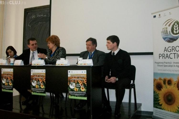 Studentii de la USAMV Cluj, platiti cu 100 de euro ca sa faca practica VEZI AICI detalii