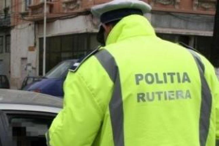 Politia Rutiera Cluj a pierdut numeroase procese-verbale