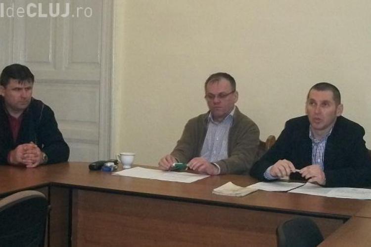Protest al salariatilor de la Posta Romana Cluj! Oamenii picheteaza vineri Prefectura