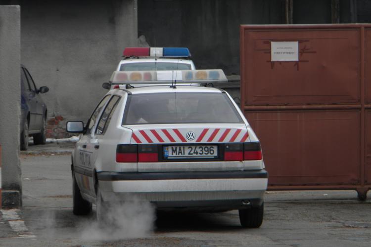MITA la Politia Cluj! 8 politisti din Cluj retinuti si dusi la audieri. UPDATE 6