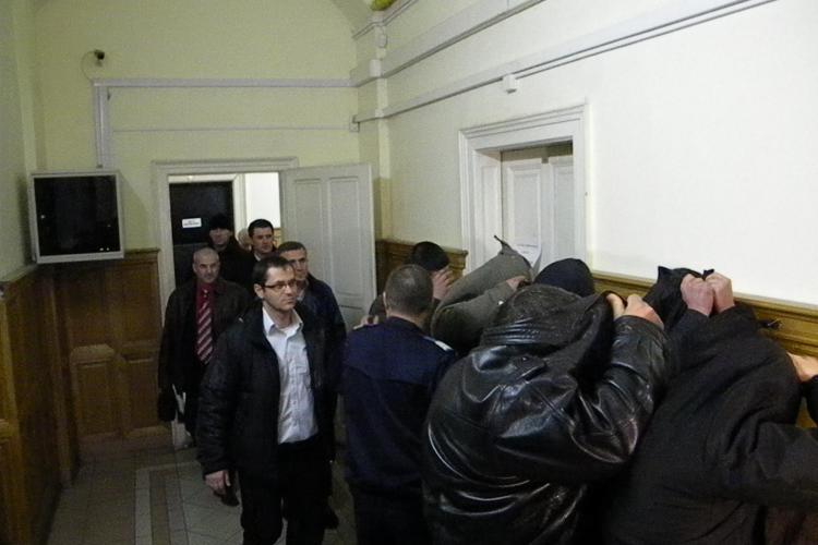"Lista politistilor din Cluj acuzati de spaga in dosarul ""MITA la RADAR"" - EXCLUSIV FOTO si VIDEO"