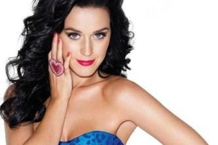 Cantareata Katy Perry a primit o ofera de milioane de euro
