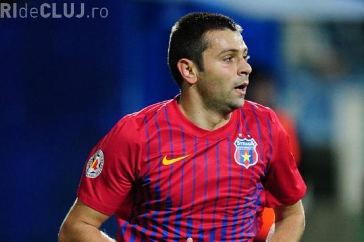Rusescu se teme de U Cluj: Sunt puternici de la mijloc în sus