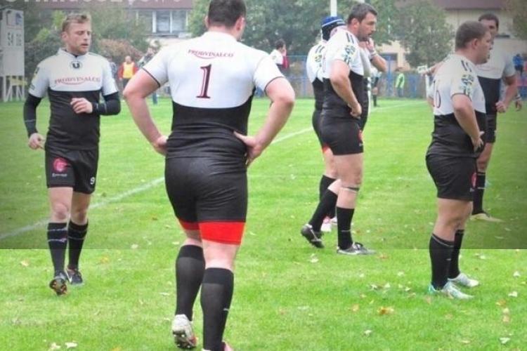Echipa de rugby feminin a Clujului se antreneaza in 8 martie alaturi de baietii de la U Cluj