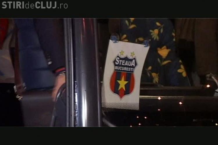 Steaua e tratata cu ostilitate la Cluj! Ilie Stan nu a primit nici macar un teren de antrenament VIDEO