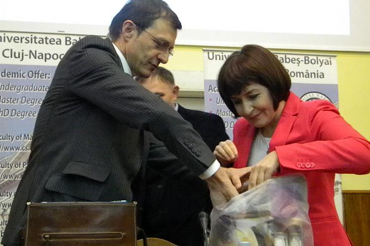 Alegeri la UBB Cluj! Noul rector va fi ales joi. Cine are mai mari sanse?