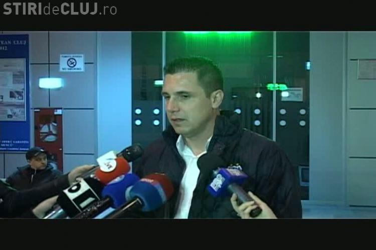 Steaua e speriata de ninsoarea de la Cluj! Raducan: Nu ne multumeste un egal VIDEO