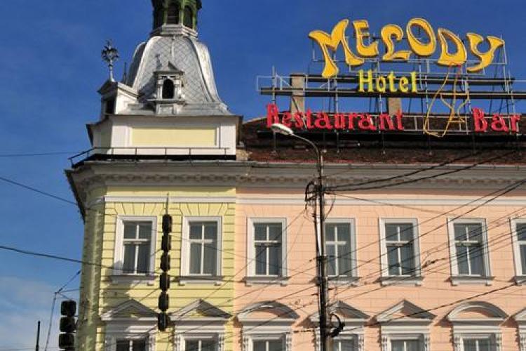 Hotelul Melody scos la vanzare pe o suma astronomica! Vezi cat costa cel mai vechi hotel din Cluj