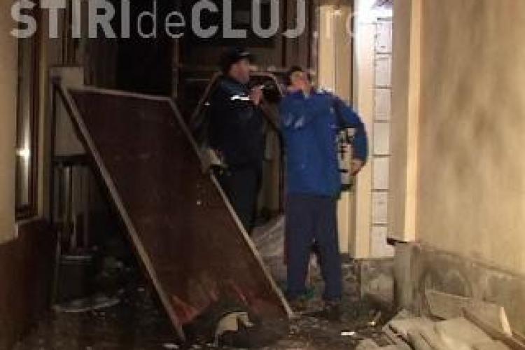 ITM Cluj a facut verificari in urma exploziei de la Sighet
