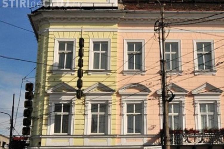 Hotel din centrul Clujului, scos la vanzare cu 6.000.000 de euro