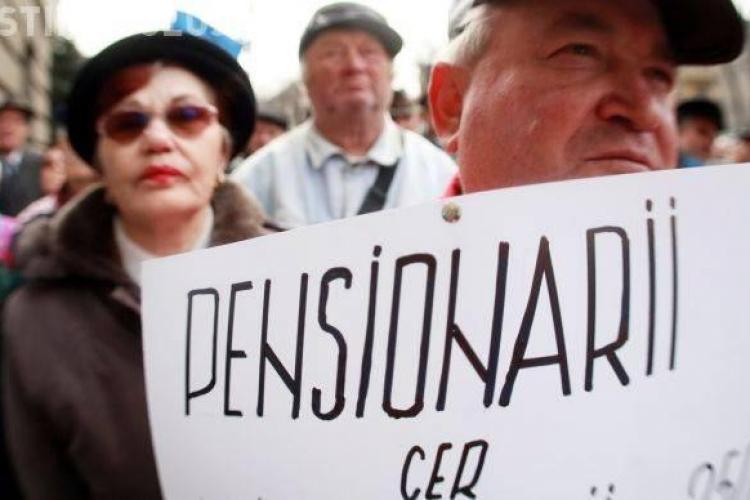 100 000 de pensionari au disparut din evidentele INS