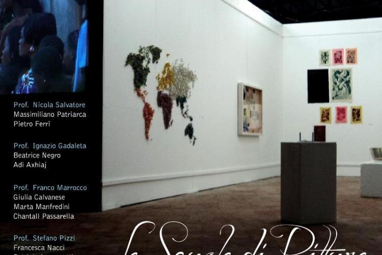 Profesori din Milano isi expun picturile la Casa Matei din Cluj-Napoca