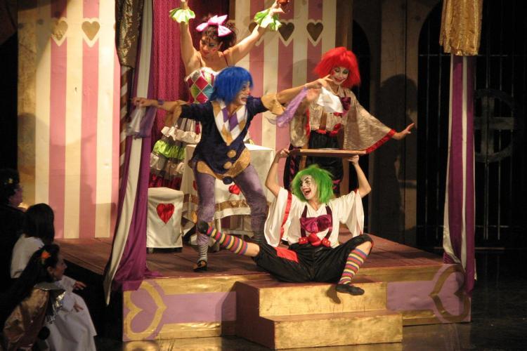 Spectacol in limba italiana la Opera Nationala Romana Cluj-Napoca