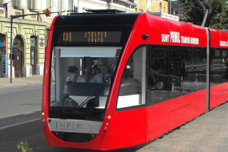 DNA ancheteaza modul in care Astra Vagoane Arad a construit tramvaiul Imperio