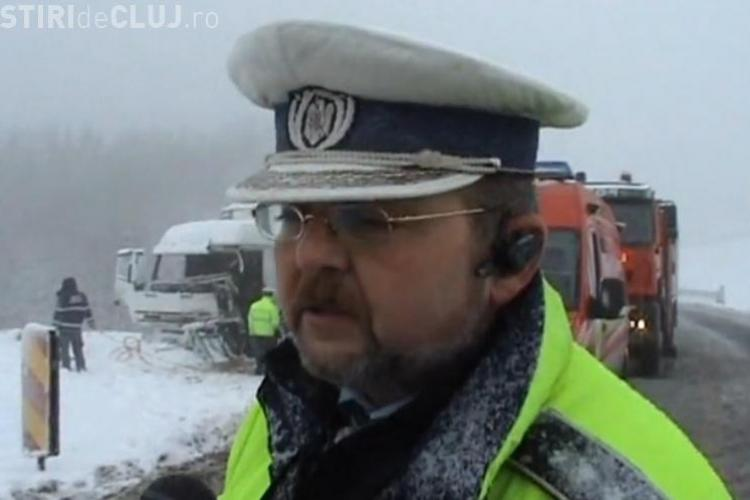 """Seful Biroului de Drumuri Nationale Cluj, comisarul Sorin Rus, nu este implicat in dosarul """"Mita la radare"""""""