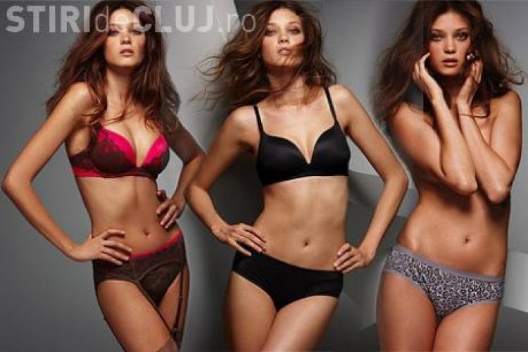 Modelul roman al Victoria's Secret face ravagii in lume FOTO