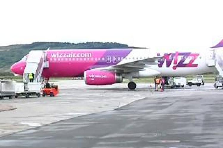 WizzAir a anulat zborul Cluj - Budapesta pentru ca nu era rentabil